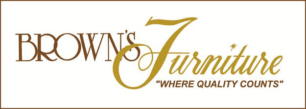 Brown's Furniture Logo